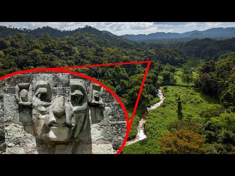 Explorers Find CURSED 'Lost City of the Monkey God' Gets Infected by Mysterious FACE Eating Parasite