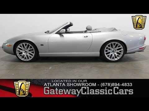 2003 Jaguar XK8 -  Gateway Classic Cars of Atlanta #423
