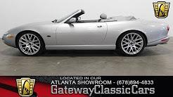 2003 Jaguar XK8 -  Gateway Classic Cars of Atlanta #423