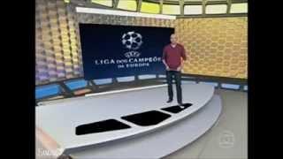 GloboEsporte: Cristiano Ronaldo e Ibrahimovic brilham na Champions League