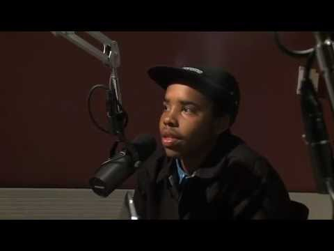 Earl Sweatshirt on Hot 97 with Peter Rosenberg (First Interview EVER)