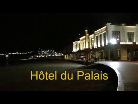 Biarritz nouvel An 2016 en lumières