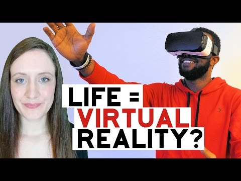 Do We Live In a SIMULATION? (Is Life An Illusion or Virtual?)