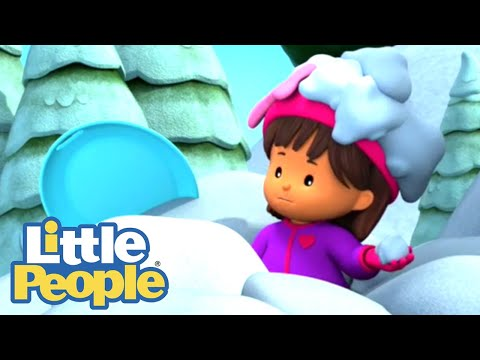 Fisher Price Little People | Christmas 🎁 May the Frost be With You ⛄ 1h Full Episodes | Kids Cartoon