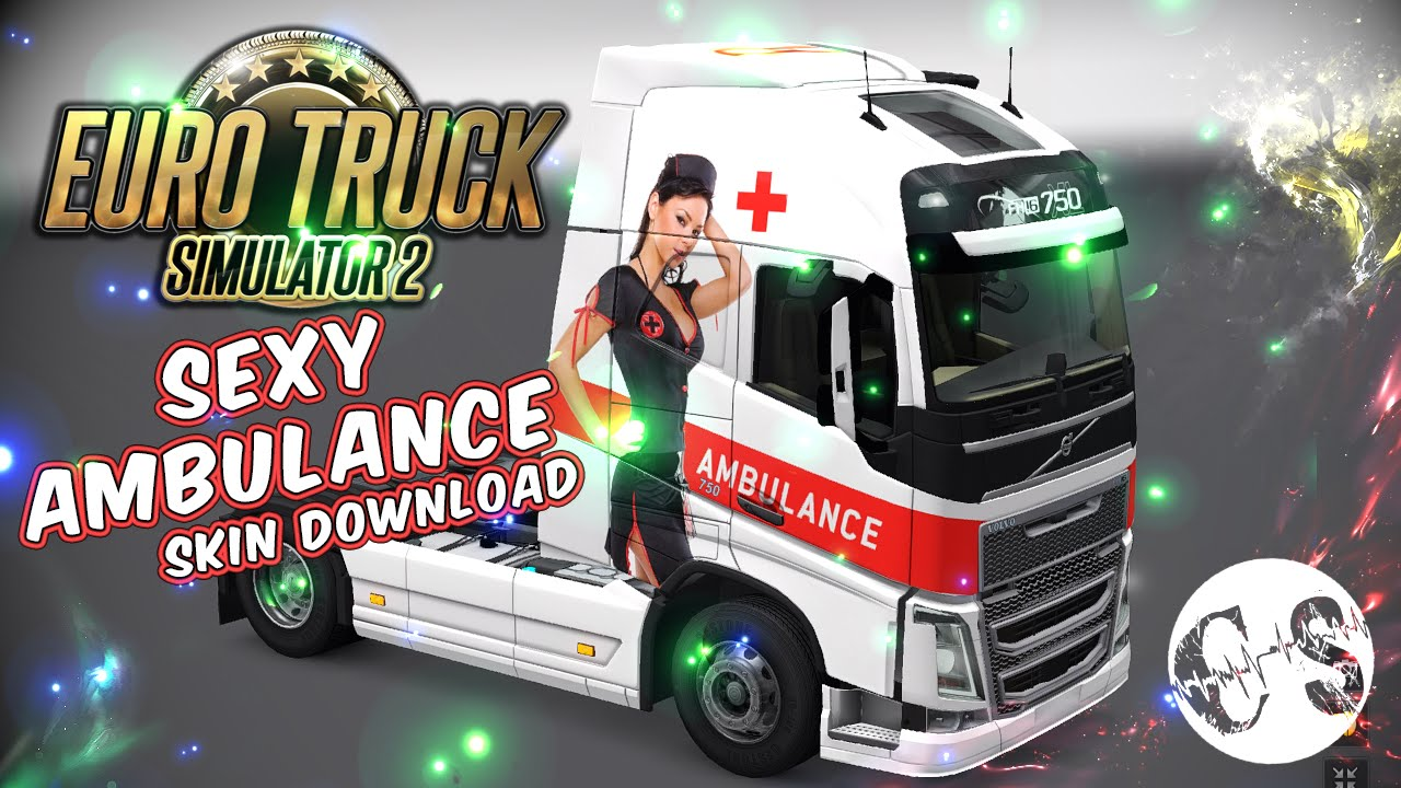 [DOWNLOAD] ETS 2 Volvo FH 2012 Skin Artistic Girl - YouTube
