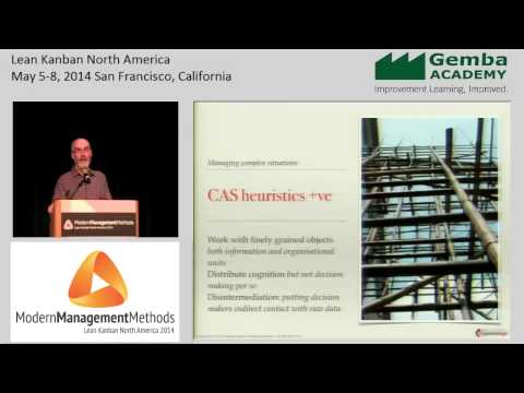 LKNA14: Dave Snowden -  Think Anew, Act Anew