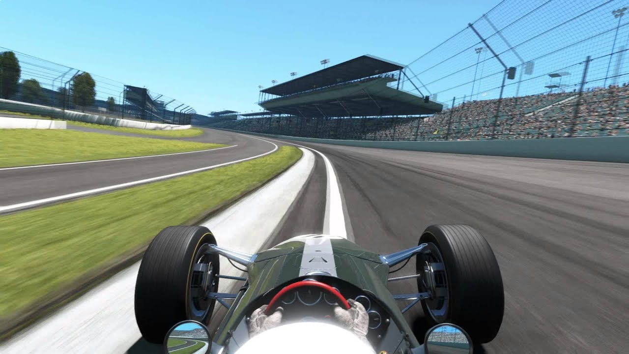 Project Cars Indianapolis Motor Speedway Youtube
