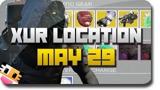 destiny xur location and xur exotic guns patience and time destiny house of wolves may 29