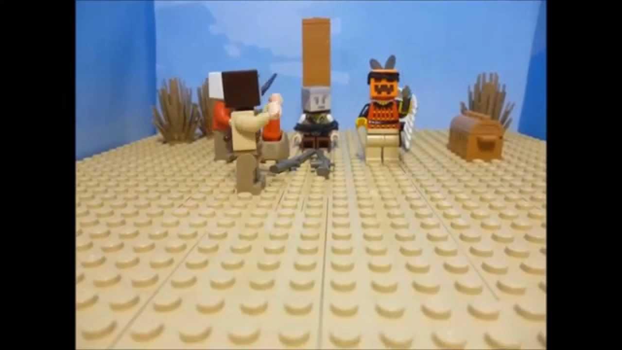 Lego Minecraft Desperado Herr Bergmann Leg Dich Nicht Mit - Minecraft desperado hauser