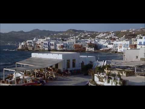 Bourne Identity Ending Scene (Mykonos)