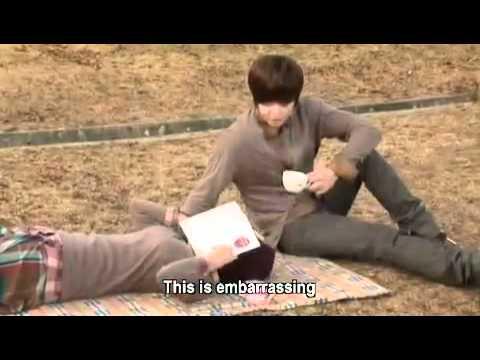 Minam & Shin Woo Imaginary Scene BTS (English Sub)
