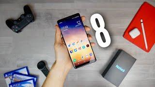 Samsung Galaxy NOTE 8 💫 | RECENZJA