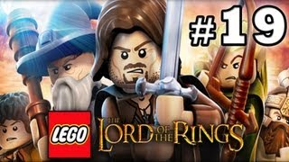 LEGO Lord of The Rings : Episode 19 -  The Black Gate (HD) (Gameplay)