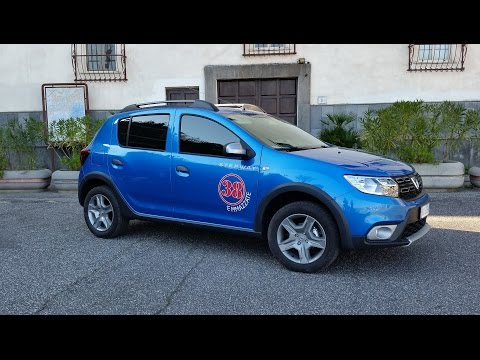 Test Dacia Sandero Stepway 2017 - 0.9 TCe 90cv GPL