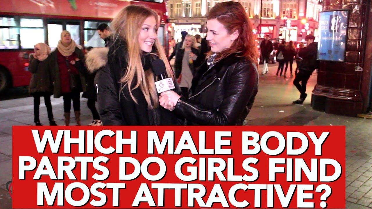 Which Male Body Parts Do Girls Find Most Attractive - Youtube-4526