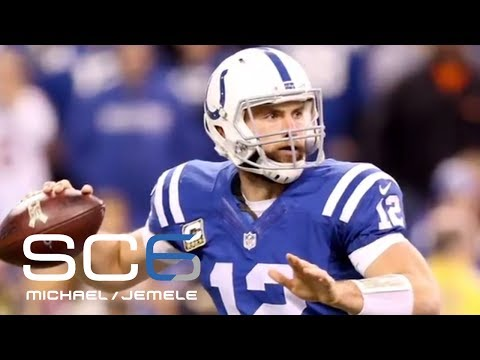 Should Colts Fans Be Worried About Andrew Luck's Injury? | SC6 | June 13, 2017