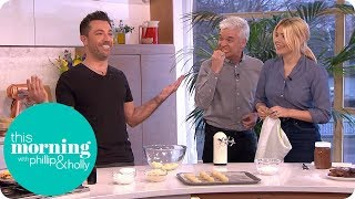 Gino D'Acampo's Easter Lady's Kisses | This Morning