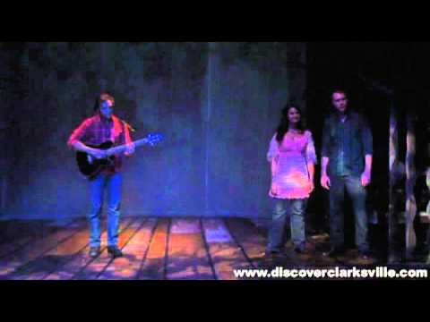 "John Denver Rediscovered and Reinvented in ""Almost Heaven"" at the Roxy Regional Theatre"