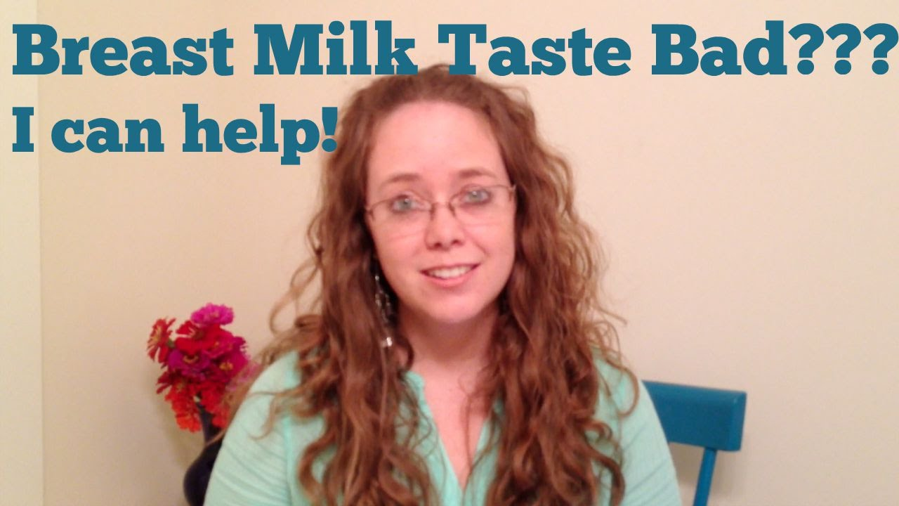 Why Does My Breast Milk Taste Bad - Excess Lipase -5405