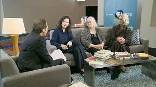 Marilynne Robinson, Louise Erdrich, and Jane Smiley Interview at 2015 National Book Festival
