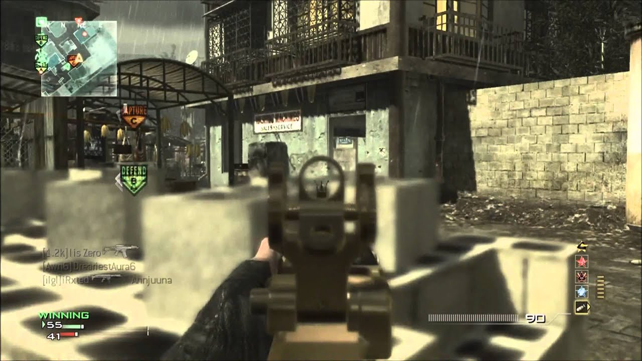 MW3: Unsilenced Triple MOAB - The Comeback!!