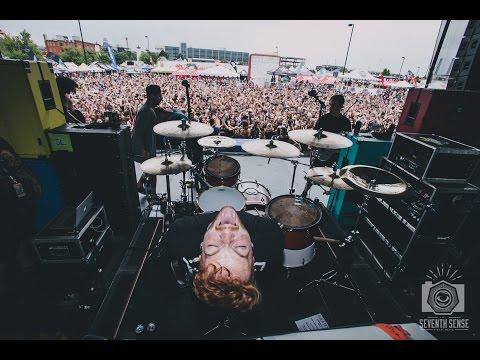 Josh Manuel  Issues - Blue Wall  Warped Tour