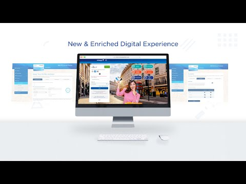 New & Enriched Digital Experience