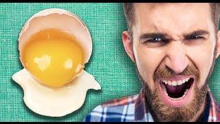 Çiğ Yumurta İçmek Sesi Gürleştiriyor Mu? - Test Ettik