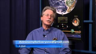 Astronomy For Everyone - Episode 83 - New Horizons Update / Pluto