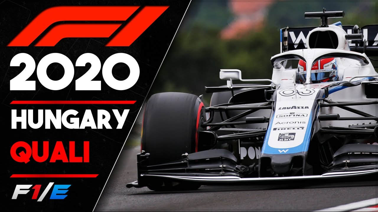Hungarian Qualifying Report F1 2020 Youtube