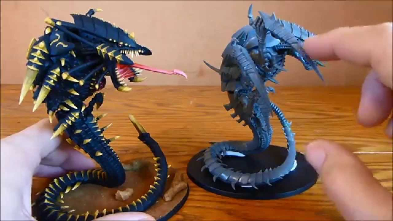 tyranid time 17 trygon to mawloc conversion done youtube. Black Bedroom Furniture Sets. Home Design Ideas