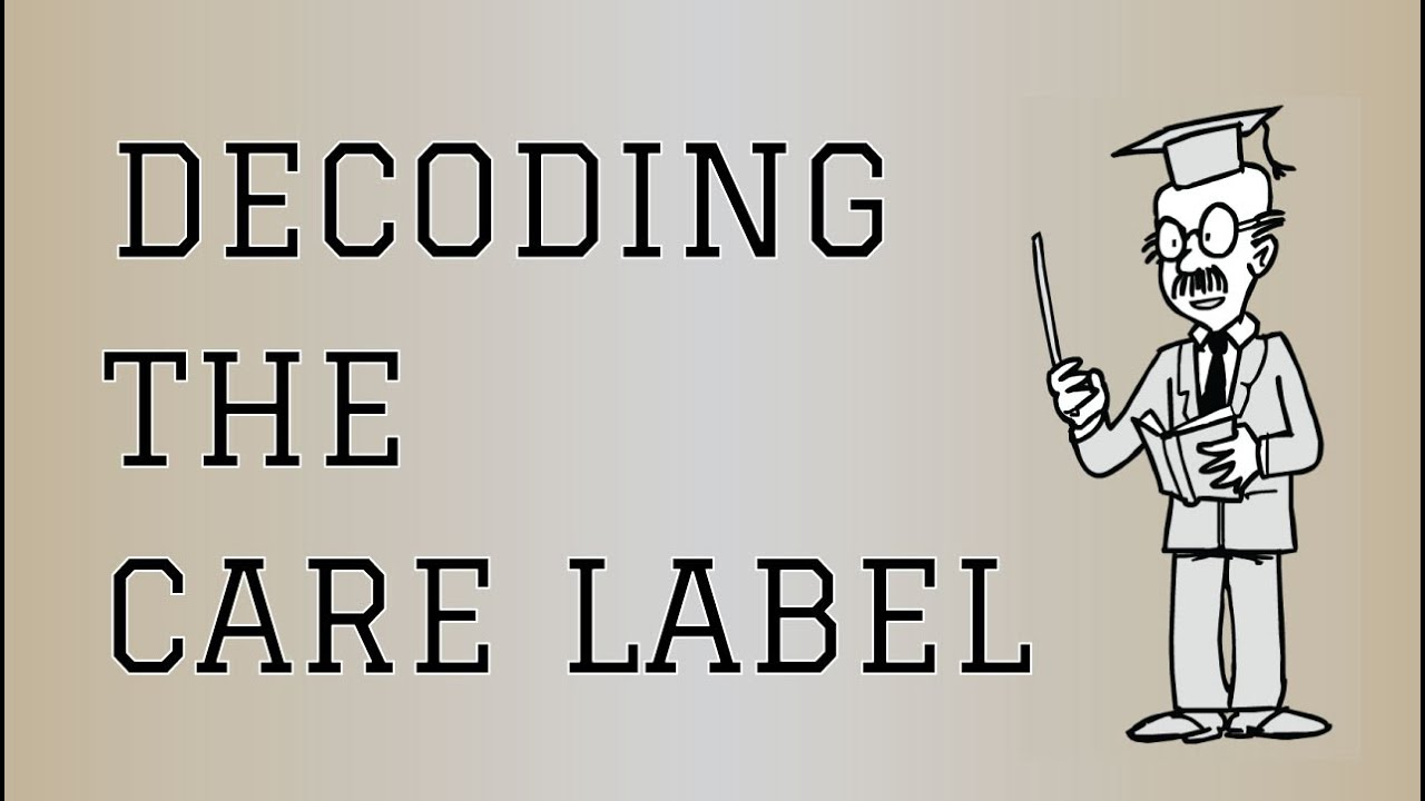 Decoding the care label how to read the clothing care symbols decoding the care label how to read the clothing care symbols biocorpaavc Choice Image