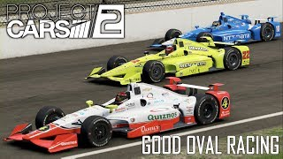 Project CARS 2: OVAL RACING IS FIXED!!!!! [IndyCar @ Indianapolis]