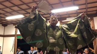 2018.1.14 須磨区車 大歳神社の翁舞を映像でどうぞ。