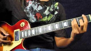Scorpions - No one like you - Full guitar cover