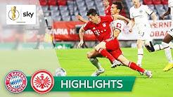 FC Bayern München - Eintracht Frankfurt | Highlights - DFB-Pokal 2019/20 | Halbfinale