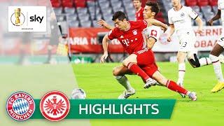 FC Bayern München - Eintracht Frankfurt | Highlights - DFB-Pokal 2019/20
