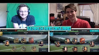 FIFA Mobile Search and Discard ft BGS!