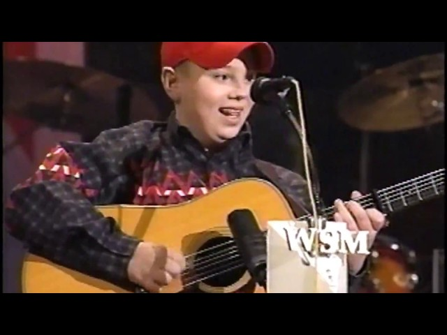 Trey Hensley Grand Ole Opry
