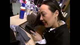 The Sweatshop Girl - Kate Rigg