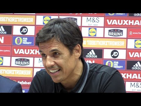 Chris Coleman Full Pre-Match Press Conference - Ireland v Wales - World Cup Qualifying