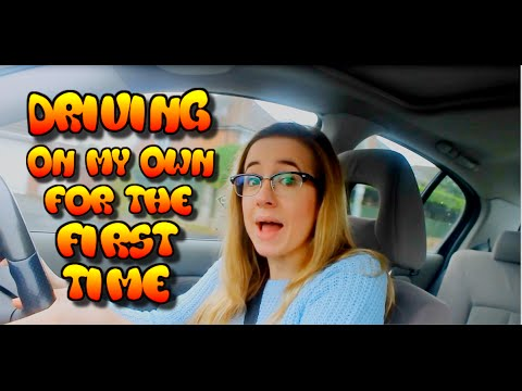 driving for the first time essay Before the pen touches the paper with the first word of your personal experience essay you should consider a  get research help on any subject if you lack time or.