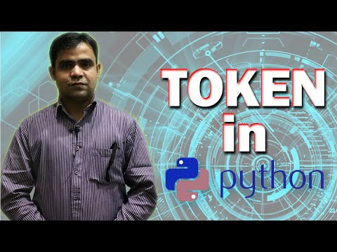 Tokens in Python| Variables in Python| Python Tutorial thumbnail