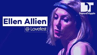Ellen Allien at Lovefest Serbia