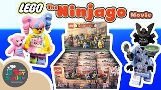 Lego Minifigures The Ninjago Movie, thế giới ninja vui nhộn (full set) - ToyStation 101