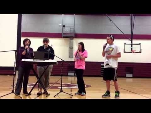 Soroco High School Senior Send Off I Won't Give Up by Jason Mraz COVER