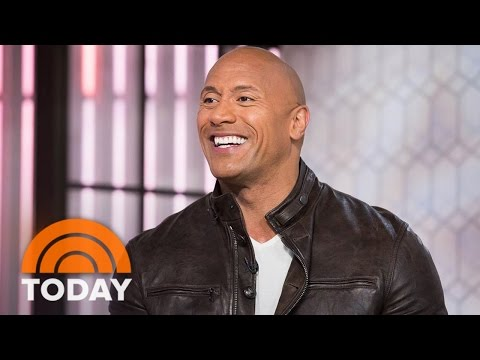 Dwayne Johnson On 'Fate Of The Furious,' 'Baywatch' And His First Car   TODAY