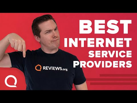 The Best Internet Service Provider for YOU | Providers, Speed and Data, Pricing and More