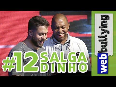 WEBBULLYING NA TV #12 - SALGADINHO (Programa Pânico)