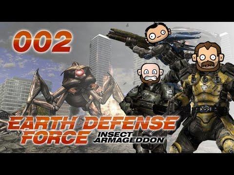EARTH DEFENSE FORCE [LPT]
